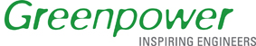 Greenpower inspiring engineers logo