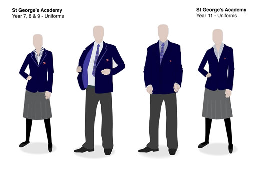 all the damage that can be done by school uniforms Proponents argue that uniforms can make schools safer and also improve school attendance and increase student achievement opponents contend that uniforms have not been proven to work and may be an infringement on the freedom of speech of young people.